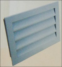 Air Intake Louvers