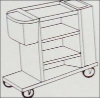 House-Keeping (Linen) Trolley