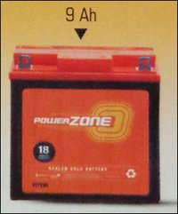 Two Wheeler Battery 9 Ah