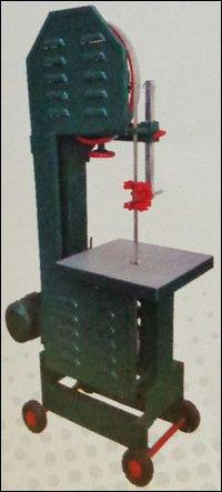 Vertical Wood Cutting Bandsaw Machine