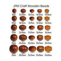 Craft Wooden Beads