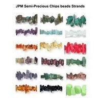 Semi Precious Chips Beads Strands