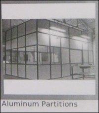 Aluminum Partitions