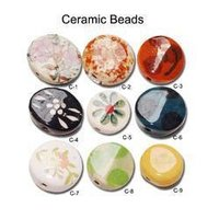 Solid Ceramic Beads