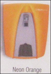 Neon Orange Water Purifier