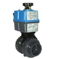 Ball Valve Electric Actuation