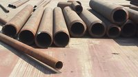 Welded Pipe And Erw Pipe