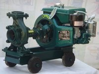 4 HP AC Vertical Diesel Engine