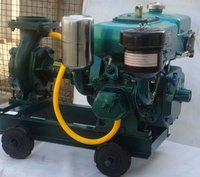 5 H.P Water Cool Horizontal Diesel Engine