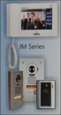 Jm Series Touch Screen Video Door Phone