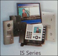 Integrated Video Intercom And Security System