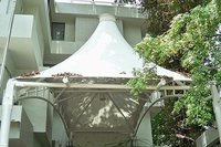 Tensile Fabric Structure (TFS-07)