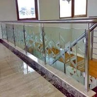 Glass Safety Railings