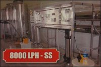 Ro System 8000 Lph-Ss