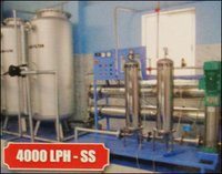 Ro System 4000 Lph-Ss