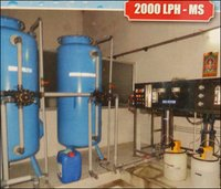 Ro System 2000 Lph-Ms