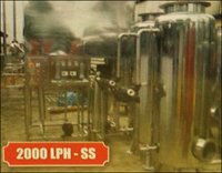 Ro System 2000 Lph-Ss