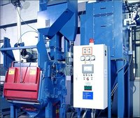 Tumbling Shot Blasting Machine