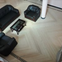 Tempting Marble Flooring