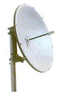 Dish Antenna 3.5 - 5.8 GHz