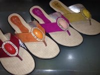 Ladies Partywear Slipper