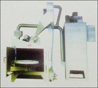 Table Type Shot Blasting Machine