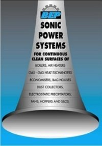 Sonic Soot Blower