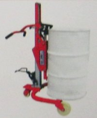 Parrot Beak Drum Lifter-Stacker