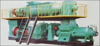 Two Stage Vacuum Extruder