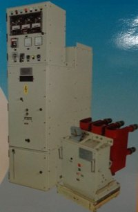 Switchgear Panel With Cassette Type Drawout Vcb-12kv