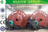 Waste Tyre Pyrolysis Plant