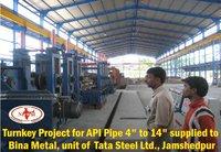 Precision Tube Mill