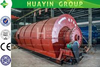 Waste Tyre Pyrolysis Plants