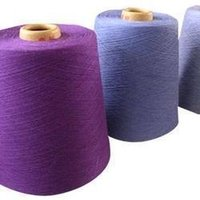 Cotton Blended Dyed Yarn