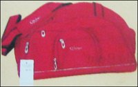 Red Colour Luggage Bags