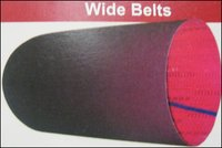 Abrasive Wide Belts