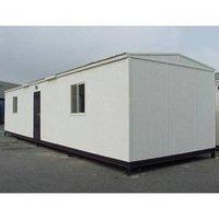 Prefabricated Puff-Panel Porta Cabin