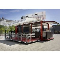Prefabricated Movable Restaurant