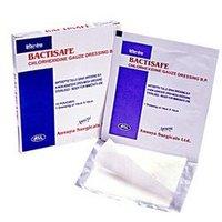 Bactisafe (Chlorhexidine Gauze Dressing B.P)