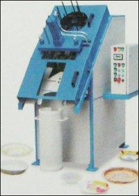 Fully Automatic Paper Plate Hydraulic Machine