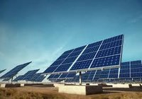 Grid Solar Power Plant