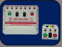 Automatic Generator Starter