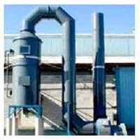 Air Pollution Scrubber Systems