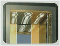 False Ceiling (Mild Steel Designed With Blower Fan)