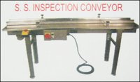 Ss Inspection Conveyor