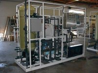 Mobile Reverse Osmosis Plant