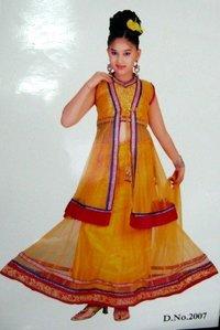 Latest Party Wear Kids Salwar Kameez