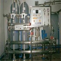 Package Drinking Water Plant
