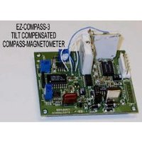 Ez-Compass-3ah Horizontal Tilt Compensated Compass