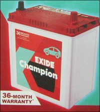 Exide Battery (Champion)